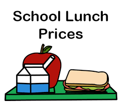 SCHOOL MEAL PRICE INCREASES